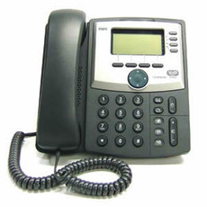 Cisco Linksys SPA941 IP Phone with Power Supply