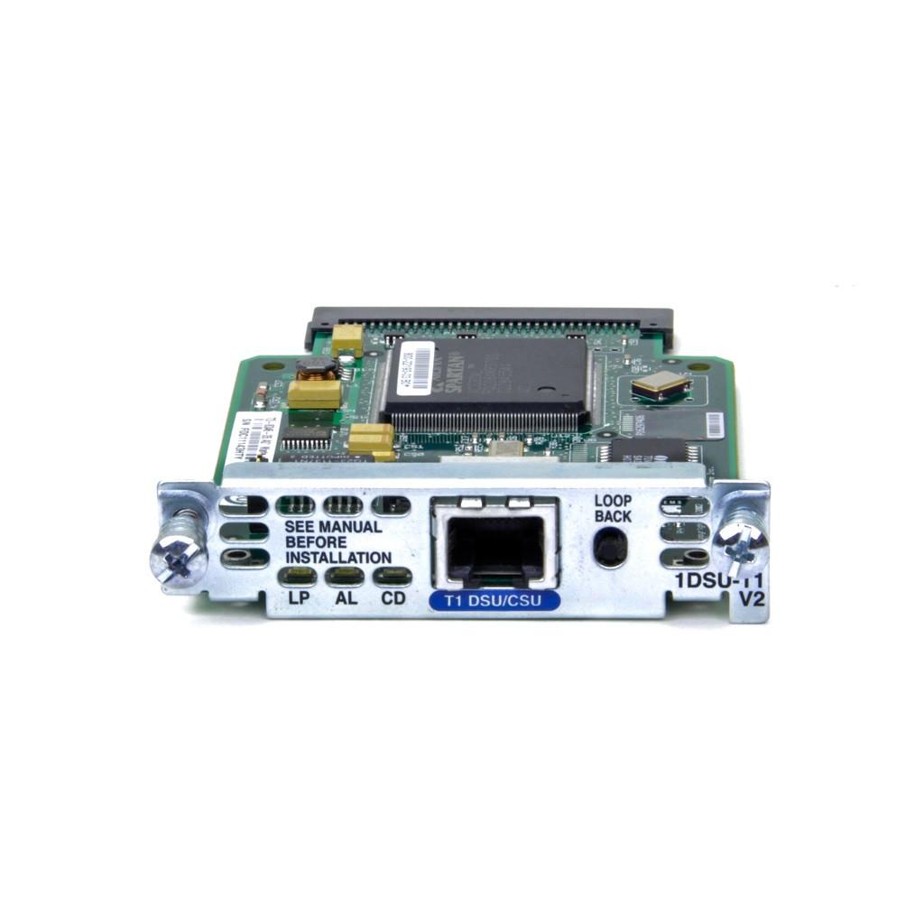 Cisco WIC-1DSU-T1-V2 CSU/DSU Module