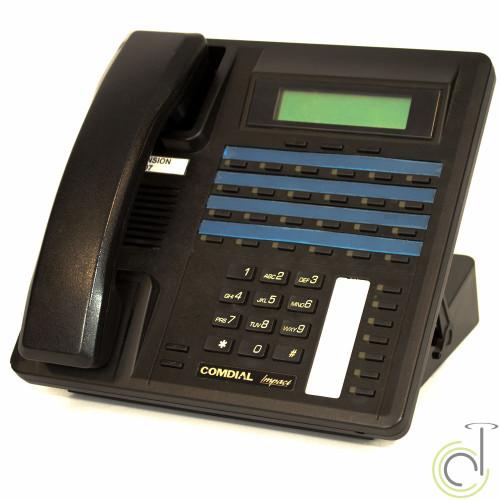 Comdial Impact 8324S-FB Black Display Phone