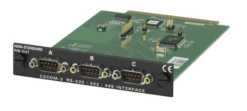 Crestron C2COM-3 Port Interface Card