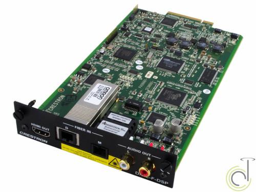 Crestron DMC-F-DSP Fiber Input Card