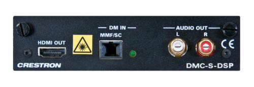 Crestron DMC-S-DSP Fiber Input Card with Down Sampling