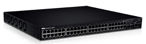 DELL POWERCONNECT 3548 48 Port Rackmount Ethernet Switch
