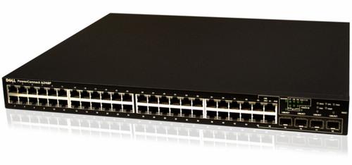 Dell PowerConnect 6248P PoE Switch 48 Port Gigabit