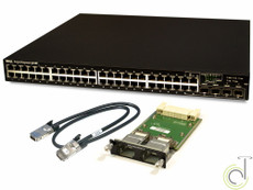 Dell PowerConnect 6248P PoE Switch Bundle