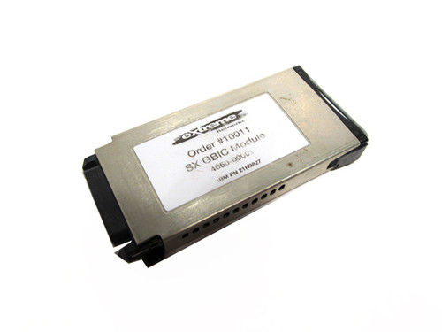 Extreme Networks 10011 GBIC 4050-00004 1000Base-SX