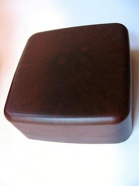 Lavender Truffle Luxury Glycerin Soap - Dutch-Process Cocoa, Lavender, Vanilla...