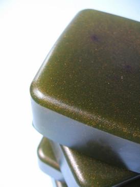 Hiraeth Luxury Glycerin Soap - Leaves, Bracken, Wild Rose, Dirt... Weenie Limited Edition