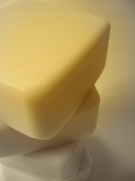 Lemony Biscuit Luxury Glycerin Soap - Lemon Cream Cookies, Lemon Thyme, Nutmeg... Spring Limited Edition