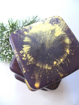 Figs in Honey Luxury Glycerin Soap - Ripe Fig, White Honey, Green Cardamom... Yuletide Limited Edition
