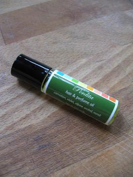 Perdita Hair & Perfume Oil - Carnation, Alpine Orchid, Violet, Neroli...