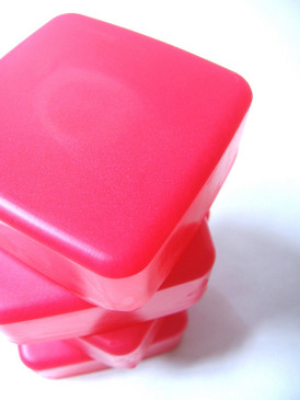 Pynk Luxury Glycerin Soap - Pink Lilac, Strawberry, Almond Cream, Ylang... Spring Limited Edition