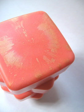 Fuzzy Scrumpit Luxury Glycerin Soap - Peach, Apricot, Guava, Rooibos, Flannel... Summer Limited Edition