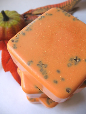 Cathedral of Pumpkins Luxury Glycerin Soap - Pumpkin, Coffee, Labdanum, Beeswax... Weenie Limited Edition