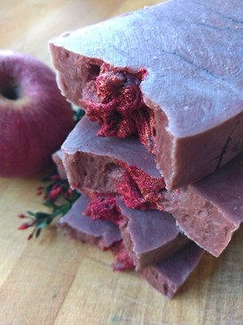Black Twig Hot Process Soap - Rough Cider, Red Grapefruit, Peppercorns, Allspice... Yuletide Limited Edition