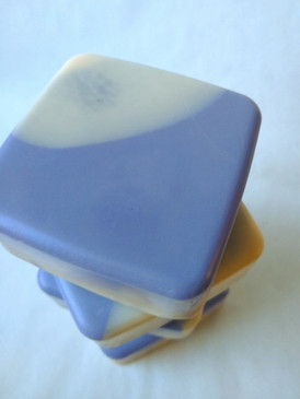 The Man in the Moon Luxury Glycerin Soap - Lavender, Vanilla, Moonlit Musk... Midwinter Limited Edition