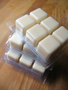 Milky Soy Wax Melts - Hot Sugared Milk, Lychee Scented Tea... Spring Limited Edition