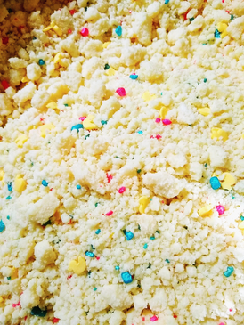 Pick-a-Duck Bath Streusel - Strawberry Taffy, Sugared Donuts, Caramel Corn, Smoke... Summer Limited Edition