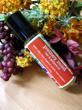 Putney Road Hair & Perfume Oil - Apple Cider, New England Woods, Wool Sweaters... Weenie Limited Edition