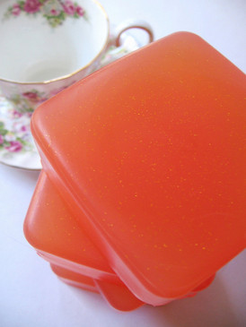 Afternoons + Eiderdowns Luxury Glycerin Soap - Clementine, White Tea, Honey, Lavender...  Original Formula