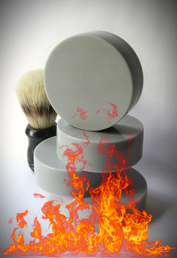Hex on the Beach Shaving Soap - Shea Butter, Woodsmoke, Warm Skin... Weenie Limited Edition