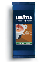 LavAzza Crema & Aroma Espresso Point Capsules / Pods (damaged boxes)
