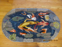Koi Pond Pattern