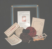 Oxford Punch Needle Beginner Kit- Primitive Lamb
