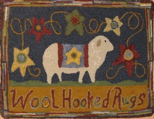 Hooked by Janet Schleeter.