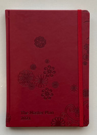 2021 Master Plan Diary - Beaujolais in France.