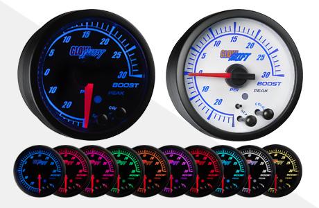 Elite 10 Color Gauge Series