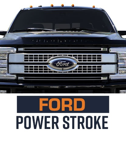 Ford PowerStroke Gauge Packages