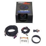 Black & Blue MaxTow 60 PSI Diesel Boost Gauge Unboxed