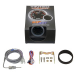 GlowShift Tinted 2400° F Exhaust Gas Temperature Gauge Unboxed