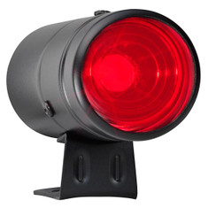 Black & Red LED Adjustable Shift Light