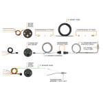 Wiring Schematic with Boost, Exhaust Gas Temperature & Fuel Pressure