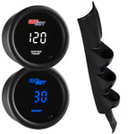 1997-2002 Chevrolet Camaro T-Top Custom Digital Gauge Package Gallery