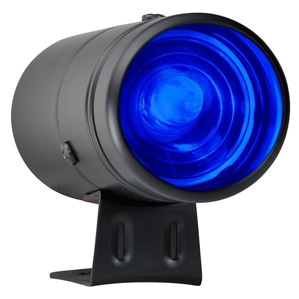 Black & Blue LED Adjustable Shift Light