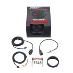 Black & Green MaxTow Transmission Temperature Gauge Unboxed
