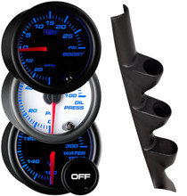 1999-2005 Volkswagen Golf Custom 7 Color Gauge Package Gallery