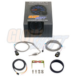 GlowShift Tinted 7 Color 2400° F Exhaust Gas Temperature Gauge Unboxed