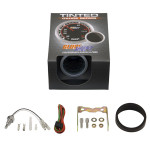 GlowShift Tinted Transmission Temperature Gauge Unboxed