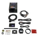 GlowShift Elite 10 Series Wideband Air/Fuel Ratio Gauge Unboxed