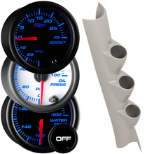 2010-2017 Dodge Ram Cummins Custom 7 Color Gauge Package