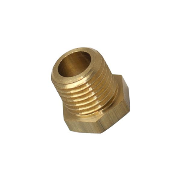 1/8-27 NPT Female to M14 P-1.5 Male Thread Adapter