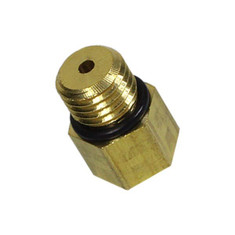 Chevrolet GM Duramax 6.6L Diesel Fuel Pressure Thread Adapter