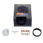 GlowShift Tinted 7 Color Vacuum Gauge Unboxed
