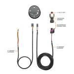 Nitrous Pressure Parts & Wiring Schematic