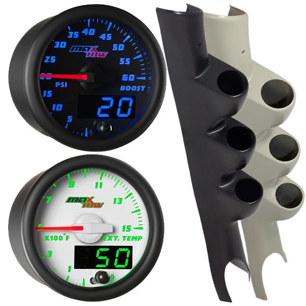 Fit Dodge Cummins 5.9l 1998.5 to 2002 Coolant Temperature Oil Fuel TEMP Sensor