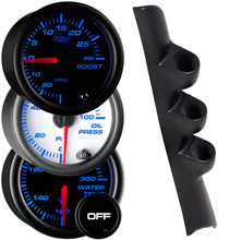 1994 - 1997  Dodge Ram Cummins Custom Gauge Package